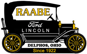 Raabe Ford Lincoln Logo